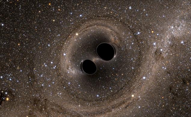 Ondas Gravitacionais - Jornal de Boas Notícias
