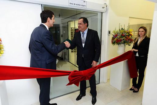 Inauguração Fábrica Oxitec Campinas
