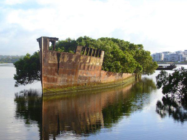 navio-abandonado-austrália