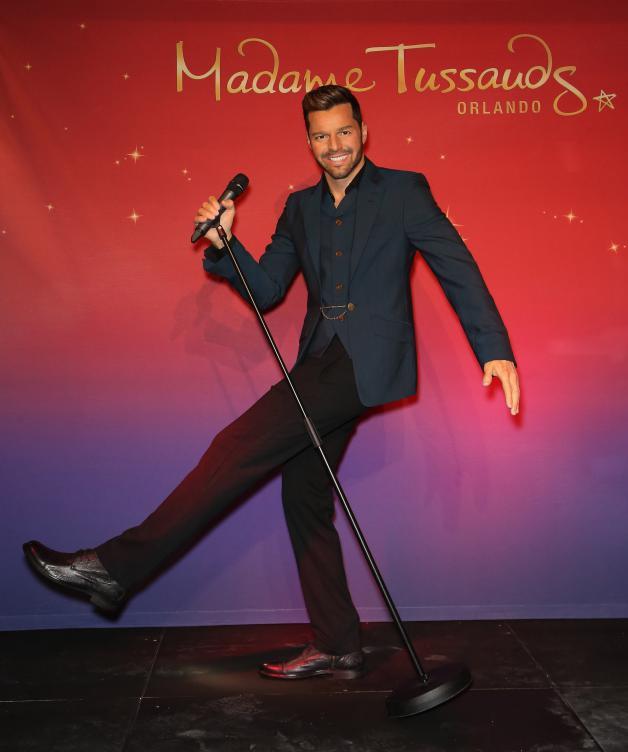 Madame Tussauds_Ricky_Martin