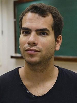 Artur Ávila ganhou prêmio Medalha Fields, o 'Nobel' de matemática' (Foto: Divulgação/IMU)