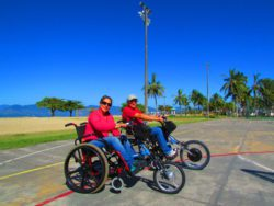 cadeiras-de-rodas - Triciclo