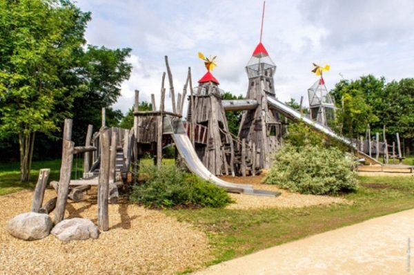 Le Parc du Petit Prince - Reportage du 12 juillet 2014 - Inauguration officielle -  © Michel Caumes www.photo-graphisme.fr